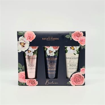 Boudoire Rose Handcare Gift Set