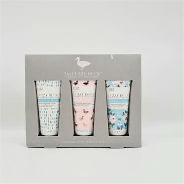 The Fuzzy Duck Luxury Handcream Gift Set