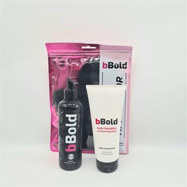Bbold Tanning Lotion Dark Set