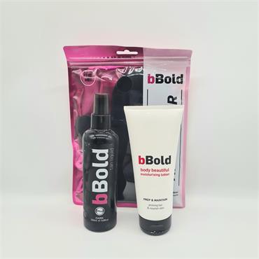 Bbold Tanning Liquid Dark Set