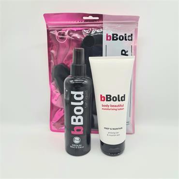 Bbold Tanning Liquid Medium Set