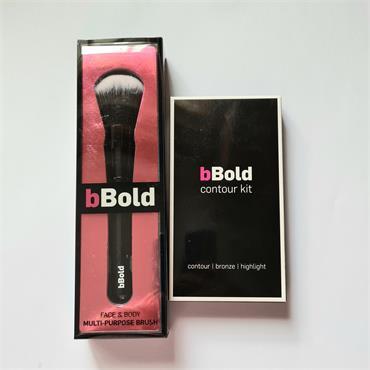 Bbold Contour Kit - Contour - Bronze - Highlight - Free Brush