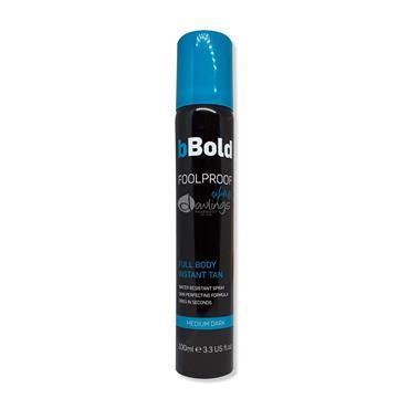 Bbold Foolproof Express - Full Body Instant Tan - Medium Dark