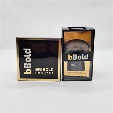 Big Bold Bronzer - Free Body Buffer Brush