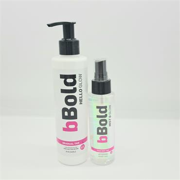 Bbold Hello Glow Duo Gradual Tan & Face Mist