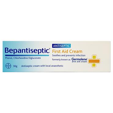 Bepantiseptic (Germolene) First Aid Cream