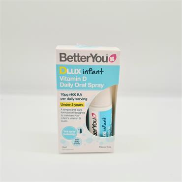 Better You DLux Infant Vitamin D Spray