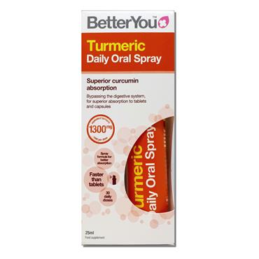 Better You Turmeric Daily Oral Spray