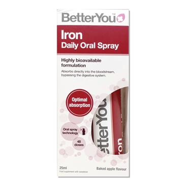 Better You Iron Daily Oral Spray