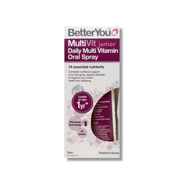 Better You Multi Vitamin Junior Spray