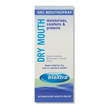 Bioxtra Gel Mouthspray 50Ml