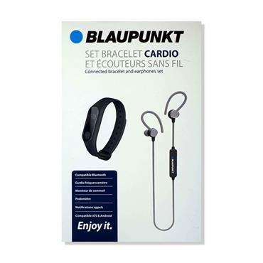 Blaupunkt Set Bracelet Cardio