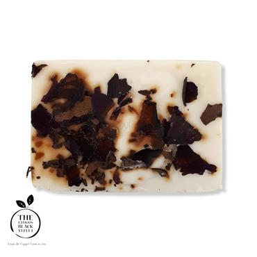 The Famous Black Velvet Rose Artisan Soap Bar