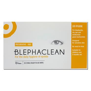 Blephaclean 20 Steri Pads