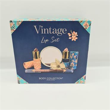 Vintage Lipstick Gift Set