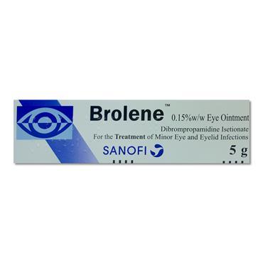 Brolene Eye Ointment 5g