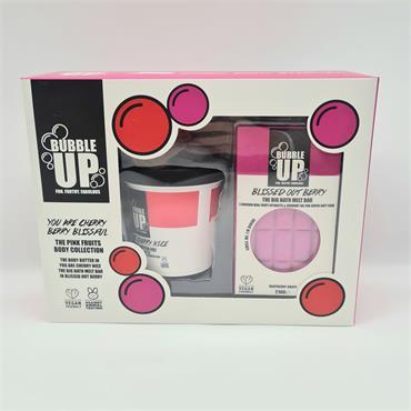 Bubble Up You're Cherry Berry Blissful - Body Butter & Bath Melt Bar