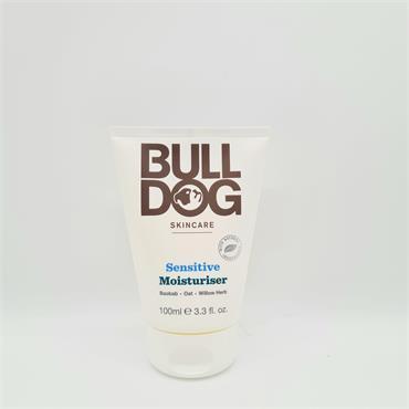 Bulldog Sensitive Moisturiser - 100ml