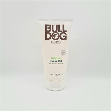 Bulldog Orginal Shave Gel 175ml