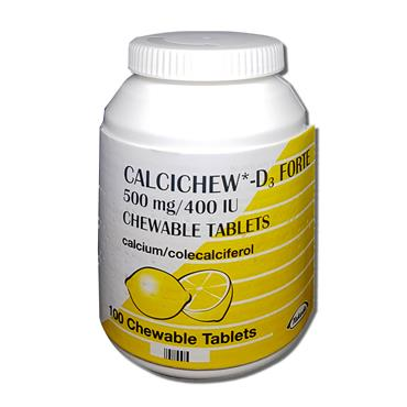 Calcichew D3 Forte 100