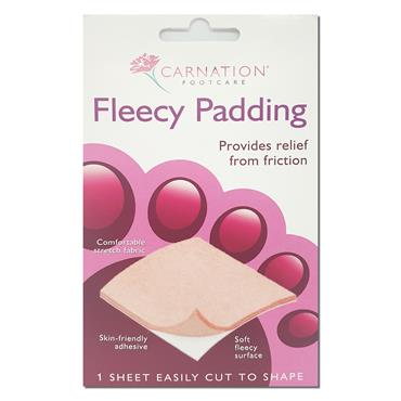 Carnation Fleecy Stretch Padding