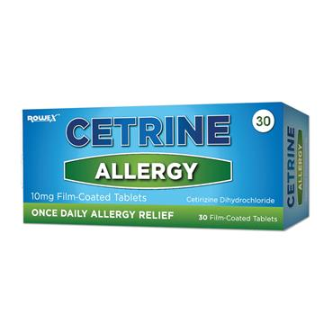 Cetrine Once a Day 30 Pack
