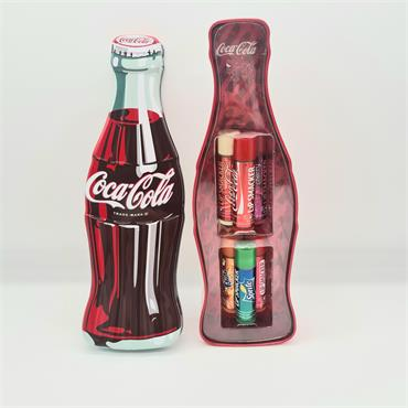 Coca Cola Lip Smacker Giftset