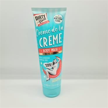 Dirty Works Creme De La Creme Body Wash