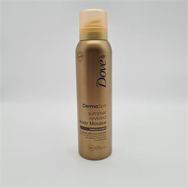 Dove Derma Spa Mousse - Medium to Dark - 150ml