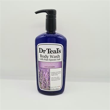 Dr Teal Soothe & Sleep Body Wash - Lavender - 710ml