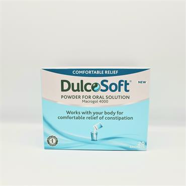 Dulcosoft Powder - 20 Sachets