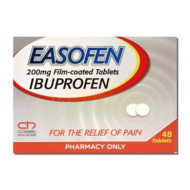 Easofen Ibuprofen 48'S