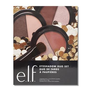 Elf Eye Shadow Duo Set