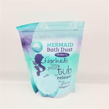 Elysium Mermaid Bath Dust - Blueberry