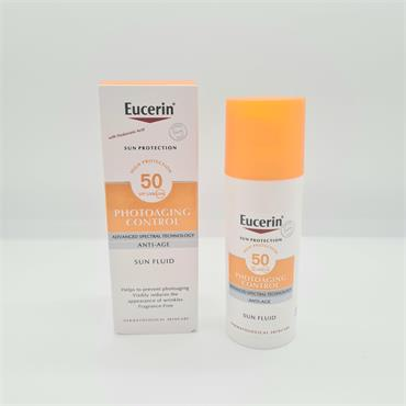 Eucerin Photoageing Control SPF50  50ml