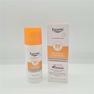 Eucerin Pigment Control SPF50 Hyperpigmentation 50ml
