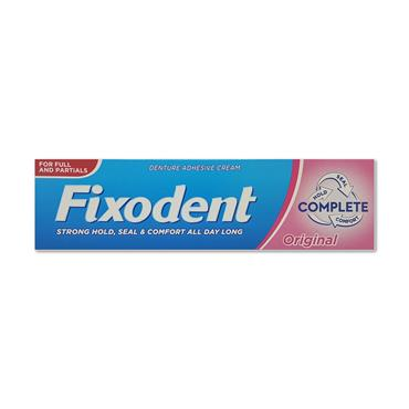 Fixodent Denture Adhesive Cream Original 40ml