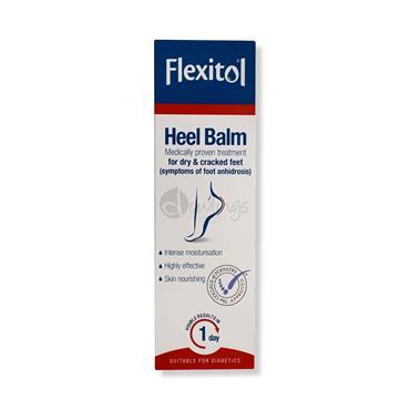 Flexitol Heel Balm - Intense Moisturiser - 56 g