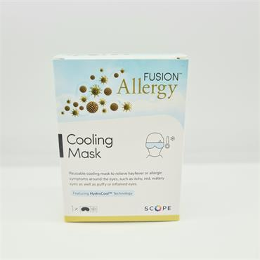 Fusion Allergy Reuseable Cooling Mask