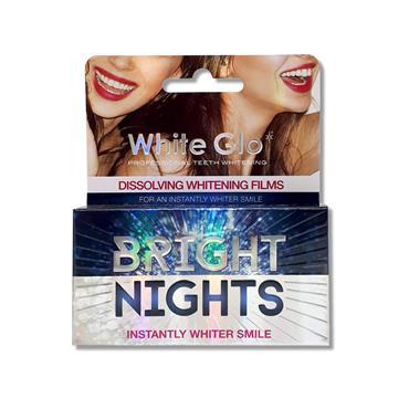 White Glo Bright Nights Whitening Strips