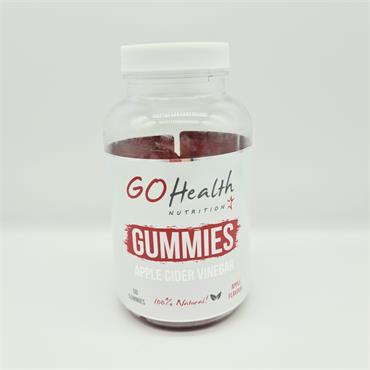Go Health Apple Cider Vinegar Gummies
