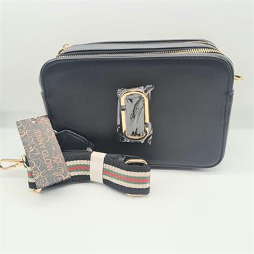 Jenny Glow Handbag Black MJ