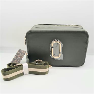 Jenny Glow Handbag Khaki MJ