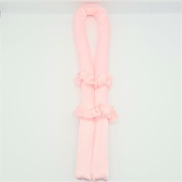 Curling Rod Head Band - Pink