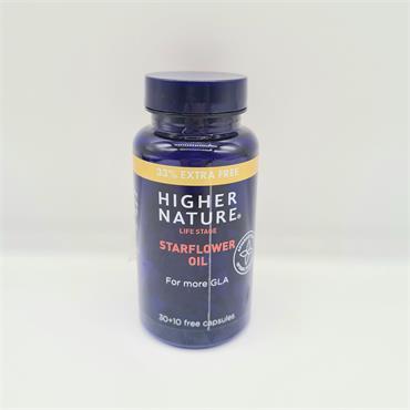 Higher Nature Starflower Oil 1000mg 30 Capsules
