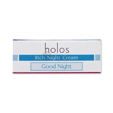 holos Good Night Rich Night Cream 50 ml