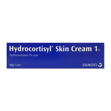 Hydrocortisyl 1%w/w Skin Cream Blue 15G