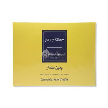 Jenny Glow Silky Perfumed Hand & Body Cream - Myrrh & Bean