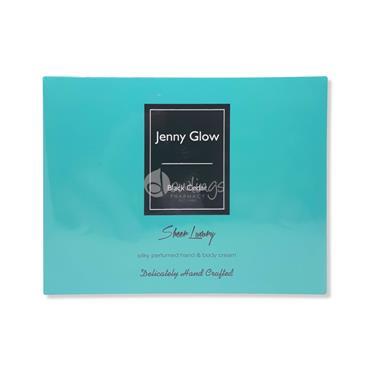 Jenny Glow Silky Perfumed Hand & Body Cream - Black Cedar