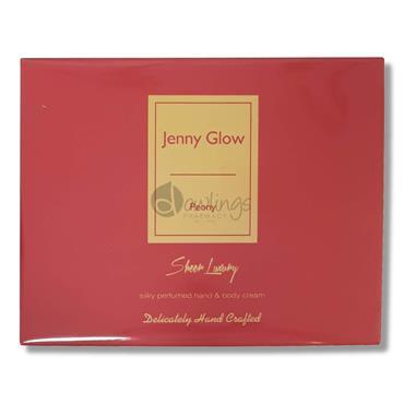 Jenny Glow Peony - Silky Perfumed Hand and Body Cream